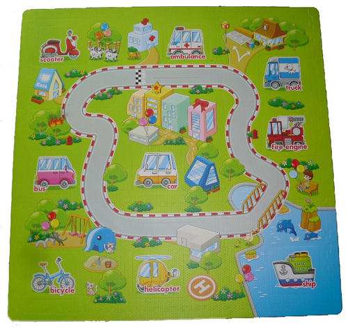 KY-007HP  |Products|Print Play mats